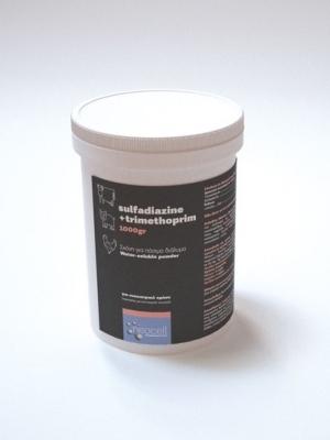 Sulfadiazine + Trimethoprim